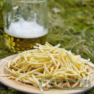 Syrové špagetky 230g údené