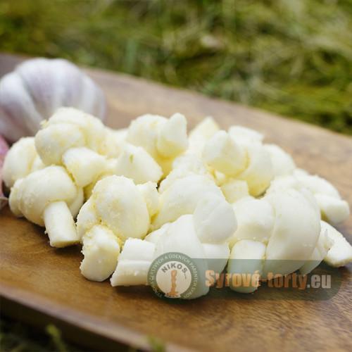 Syrové uzlíky 230g cesnakové